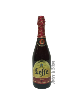 LEFFE RUBY 75CL