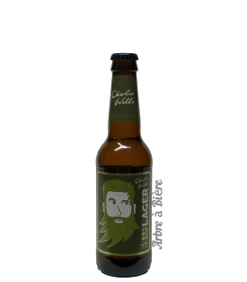 Charlie Well's Dry Hopped Lager 33cl