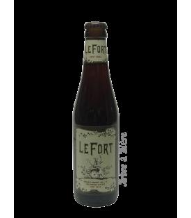 Bière Lefort Brune 33cl