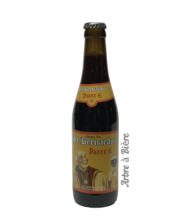 Bière St Bernardus 6 Pater...