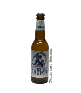 Bière La Bête Blanche 33cl
