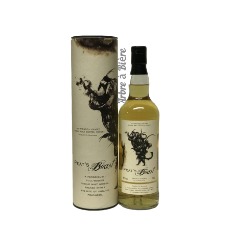 Whisky Peat's Beast 70cl