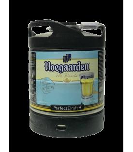 Mini-fût Bière Hoegaarden 6L