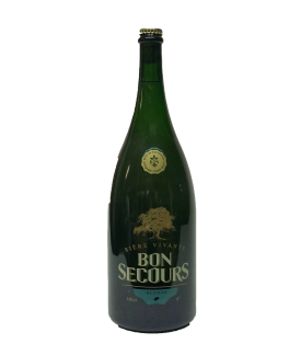 Magnum de Bière Bon Secours...