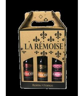 Coffret La Rémoise 6X33cl