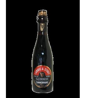 Timmermans Lambis Stout Guinness 37,5cl