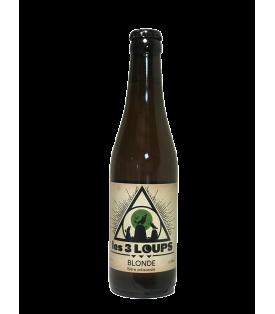 Bière les 3 Loups Blonde 33cl