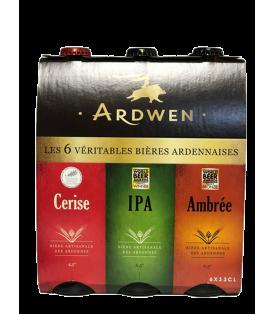 Pack Ardwen Découverte 6x33cl