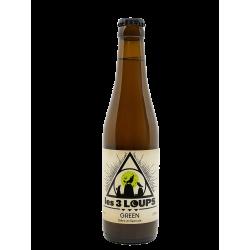 Bière 3 loups Green 33cl