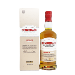 Whisky Benromach organic 70cl