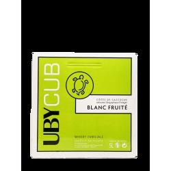 Cubi Uby Blanc et Fruité...