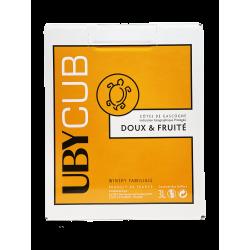 Cubi Uby Doux et Fruité n°4...
