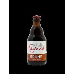 Bière Fagnes brune 33cl