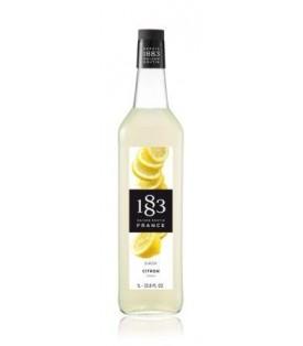 Sirop 1883 Routin Citron...
