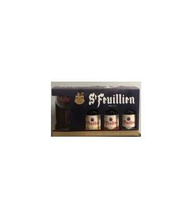 Coffret St Feuillien 3*33CL...