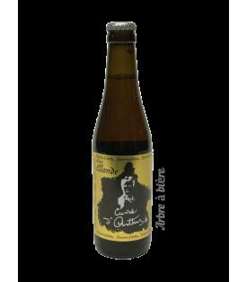 Bière Cuvée d'Arthur blonde...