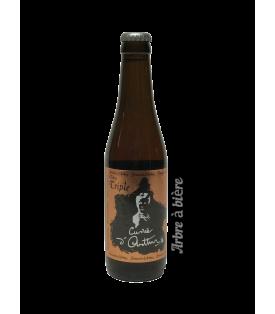 Bière Cuvée d'Arthur triple...