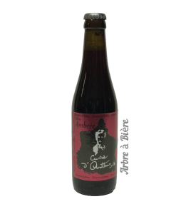 Bière Cuvée d'Arthur ambrée...