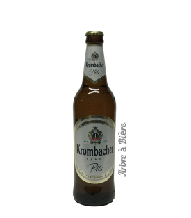 Bière Krombacher Pils - 50cl