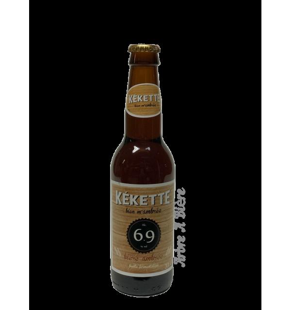 KEKETTE AMBRE 33CL
